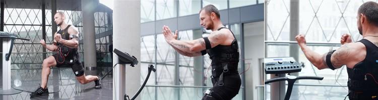 fuerza y masa muscular con electroestimulacion